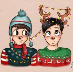 Chirstmas Dan and Phil ❤️ Merry Christmas or happy holidays or whatever if you don't do Christmas. I love each and every one of you and I hope you have a fantastic one. God bless you all!