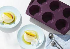 Honey Buttermilk Panna Cotta Recipe