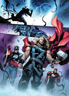 Marvel Dc Comics, Marvel Avengers, Marvel Comic Universe, Marvel Comic Books, Marvel Art, Marvel Heroes, Marvel Characters, Arte Nerd, Spiderman