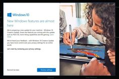 Don't install the Windows 10 Creators Update on your own, Microsoft advises
