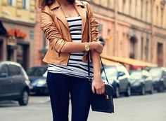 love this leather coat