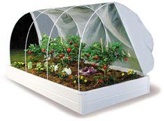 multi season raised garden bed Raised Bed Vegetable Gardening