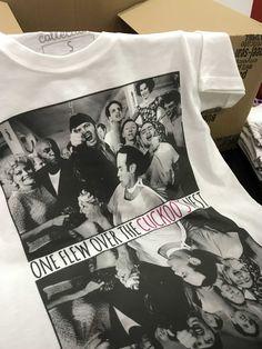 df2225cefd761 T-SHIRT UOMO QUALCUNO VOLÒ SUL NIDO DEL CUCULO - 21 € - Spedizione in tutta  Italia a 6 € One Flew Over the Cuckoo s nest t-shirt 21 € - shipping  worldwide ...