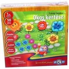 Okos kertész - logikai játékgyűjtemény Roll A Die, Fill The Frame, Basic Math, Lany, Board Games, Cereal, Toys, Blog, Farming