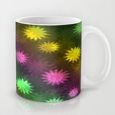 Colorful Stars Mug