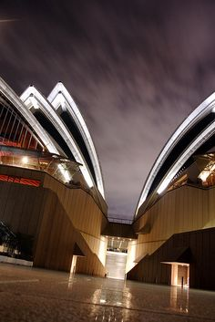 This is were I want to work, playing violin at the Sydney Opera House