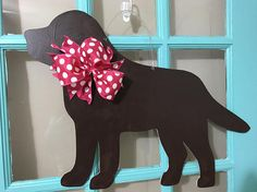 Your place to buy and sell all things handmade Black Labrador Dog, Burlap Door Hangers, Front Door Signs, Wooden Projects, Art Projects, Gifts For Pet Lovers, Wooden Doors, Fur Babies, Wood Signs