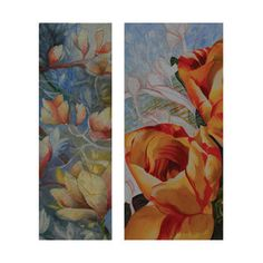 Exclusive Marina Legovini 2 Piece Painting Print Set