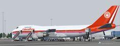 AeroPerú Boeing 747-230 N883KA