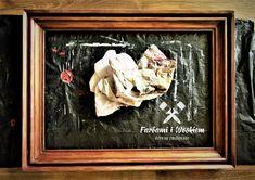 #farbamiiwoskiem #oldframe #vintageframes #handmade #rękodzieło #workinprogress #robisię #stayhome #zostańwdomu Distressed Painting, Vintage Frames, Lorem Ipsum, Babyshower, Wax, Shabby Chic, Handmade, Polish, Etsy