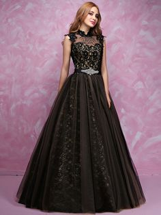 Evening Dresses Plus Size, Cheap Evening Dresses, Gown Dress Online, Halloween Wedding Dresses, Cheap Prom Dresses Online, High Neck, Pretty Quinceanera Dresses, Ball Gowns Evening, Ball Gown Dresses