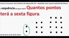 Curso Raciocínio Lógico Padrão da Sequência números e figuras Teste Psic... https://youtu.be/ksKxi7UHBG0
