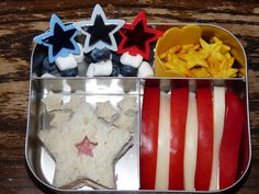 Patriotic Lunch