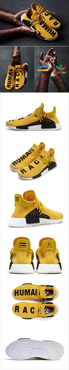 c77c24bad An Official Look at the adidas Originals and Pharrell Williams Hu NMD