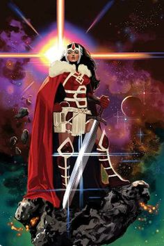 """""""Norse Goddess Lady Sif of War"""". """"Journey Into Mystery"""" by artist Daniel Acuna (Variant Cover) Marvel Comics, Hq Marvel, Marvel Girls, Marvel Heroes, Marvel Women, Captain Marvel, Marvel Females, Comic Book Characters, Marvel Characters"""