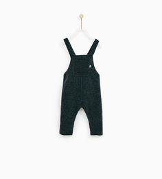 CASHMERE DUNGAREES-NEW IN-BABY BOY | 3 months - 4 years-KIDS | ZARA United States