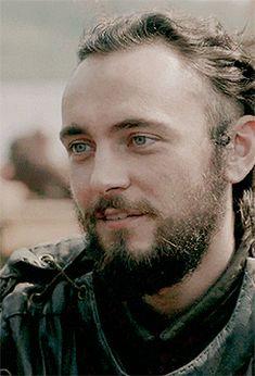 George Blagden as Athelstan in Vikings