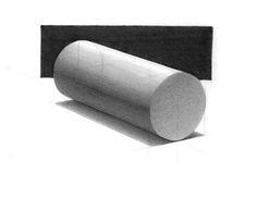 cylinder sketch