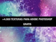Mega Pack de +4.000 texturas para Adobe Photoshop