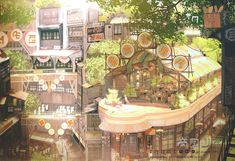 Rooftop Bistro - Imperial Boy - Teikoku Shounen