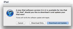 Apple releases iOS 5.1.1 update for iPad, iPod touch and iPhone: fixes AirPlay and network bugs