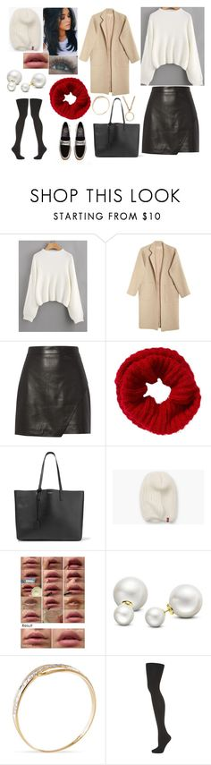 """Sans titre #3096"" by styles-of-outfits ❤ liked on Polyvore featuring Mara Hoffman, Michelle Mason, Meandher, Charlotte Russe, Yves Saint Laurent, Allurez and Topshop"