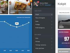 Sport App Dashboard