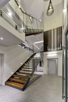 New Wonderful Photos: Cool Interiors & Stairways. Would love❤ to have this in my house👌👌 Interior Exterior, Interior Architecture, Brisbane, Beautiful Interior Design, House Stairs, Amazing Spaces, Staircase Design, Beautiful Buildings, Stairways