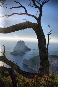 Balearic Island of Eivissa (Ibiza) Spain