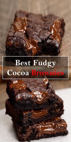 Brownie Recipes, Chocolate Recipes, Cookie Recipes, Snack Recipes, Snacks, Just Desserts, Delicious Desserts, Yummy Food, Fun Easy Recipes