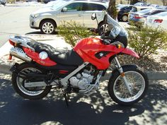Specifications for the 2007 BMW F 650 GS
