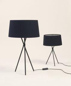 Lámparas de sobremesa Trípode M3 / Trípode G6