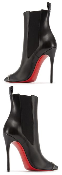 Fall in love with #ChristianLouboutin all over again with these new autumn arrivals. #10022Shoe