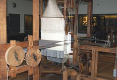 making heddles for weaving looms - Google Search