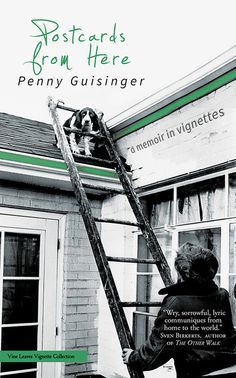 Postcards from Here by Penny Guisinger, Coming February 16, 2016 http://www.vineleavespress.com/postcards-from-here-by-penny-guisinger.html