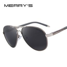 00d72f240ac Men Classic Brand Sunglasses HD Polarized Aluminum Driving Sun glasses  Luxury Shades UV400 S8513 - Intl