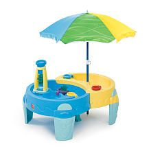 Step2 Shady Oasis Sand and Water Play Table 69.99 at Toys R Us