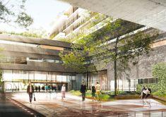 New Hospital in Jutland / CuraVita | ArchDaily