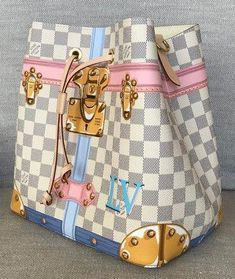 Get one of the hottest styles of the season! The Louis Vuitton Summer Trunks Neonoe Blue Coated Canvas Shoulder Bag is a top 10 member favorite on Tradesy. Louis Vuitton Neonoe, Louis Vuitton Handbags, Purses And Handbags, Vuitton Bag, Fendi, Gucci, Handbags Michael Kors, Michael Kors Bag, Hermes