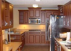 small kitchen cabinets pictures_53