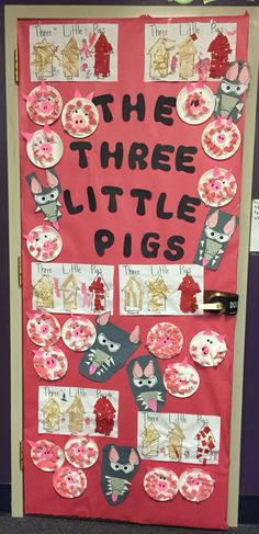 Three Little Pigs Story Stones
