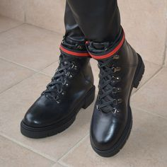 Lace up biker boots,from Lou brand. Boots combination from soft leather,leather lined and extra padding for all-day comfort. Biker Boots, Combat Boots, Soft Leather, Leather Boots, Bootie Boots, Lace Up, Booty, Shoes, Women