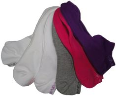 Women's Athletic Low-Cut Socks 6-Pack * Want additional info? Click on the image.