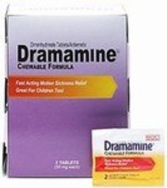 I'm learning all about Dramamine S at @Influenster!