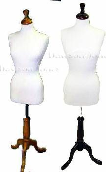 Jersey female mannequin forms | models