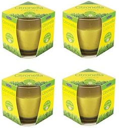 Scent: Citronella Colour: Yellow Brand: Unknown Container type: Jar #decorative_glass #glass_decor #candle_decor #candle_DIY Best Candles, Diy Candles, Decorative Glass, Colour Yellow, Citronella, Home Fragrances, Glass Candle, Opi, Container
