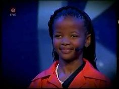 Botlhale's amazing performance that won her South Africas got talent. Inspiring and well deserved. South Africas so proud of you, you have a bright future ahead of you. -- Thanks to Fontella Buddin!
