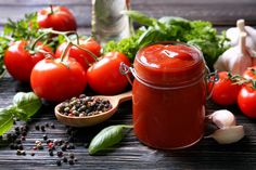 Sűrű és édes házi ketchup, az egyik legfinomabb, amit kóstolt Curry Ketchup, Crockpot Recipes, Recipies, Food And Drink, Mint, Pasta, Favorite Recipes, Fruit, Vegetables
