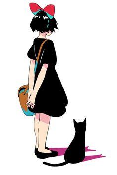 Kai Fine Art is an art website, shows painting and illustration works all over the world. Studio Ghibli Art, Studio Ghibli Movies, Comics Illustration, Illustrations, Character Art, Character Design, Pinturas Disney, Art Japonais, Estilo Anime