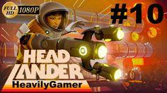 Headlander Gameplay Walkthrough (PC) Part 10:Methuselah Ship/Rhea's Powe...